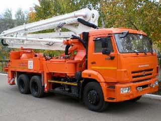 Бетононасос барнаул заказать бетон ремонт бетона работы